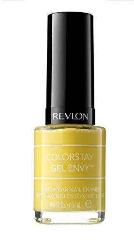 Revlon ColorStay Gel Envy Longwear Nail Enamel, Casino Lights/210, 0.4 Fluid Ounce