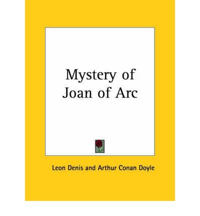 mystery-of-joan-of-arc-1925-paperback-common