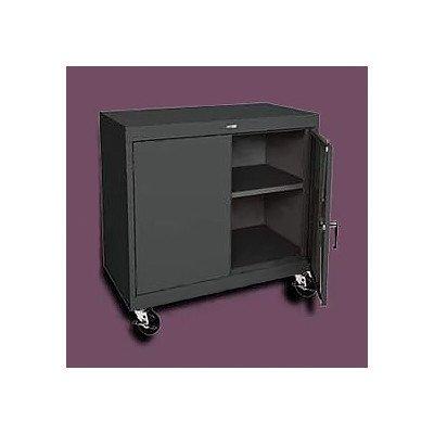 (Sandusky Lee TA11361830-02 Transport Series Work Height Storage Cabinet,)