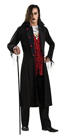 Rubie's Royal Vampire, Black, One Size Costume