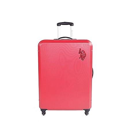 U.S.POLO ASSN. - Maleta Rojo rojo 39X55X20: Amazon.es: Equipaje