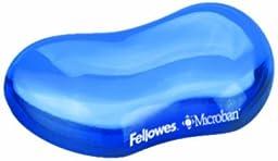 Fellowes Crystals Flex Wrist Rest (9115201)