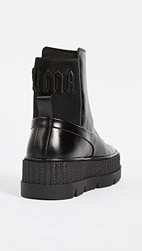 Black Women's PUMA Boots Fenty Chelsea x Sneaker Puma 04wHpqx