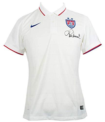 Mia Hamm Autographed Jersey - Nike USA Large Fanatics - Fanatics Authentic Certified - Autographed Soccer Jerseys (Nike Mia Hamm)