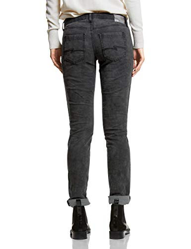 11586 Street Wash Grey Mat dark Mix Grau Mujer Para One Slim Vaqueros PSZvBFP
