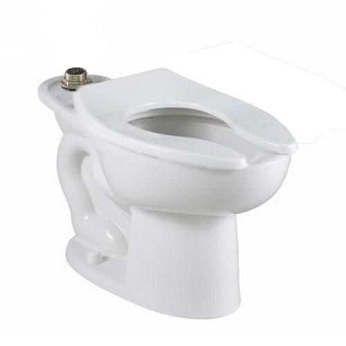 American Standard 3043.001.020 Madera Elongated Bowl Top Spud, 16#1/2-Inch, White Back Spud Bowls