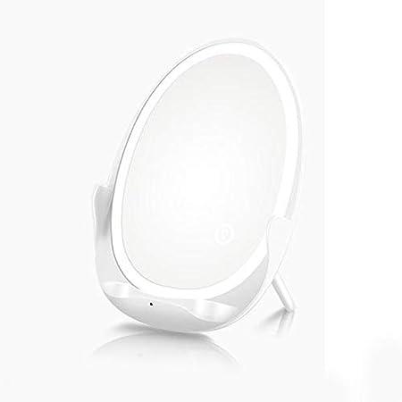 ZengBuks Espejo de Maquillaje 5 en 1 Cargador inalámbrico ...