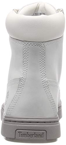 Timberland Londyn Bottes bright 143 White Waterbuck Femme Blanc Classiques rrF4dxwqp