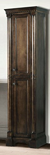 Legion Furniture WLF6038 Side Cabinet, Coffee Bean