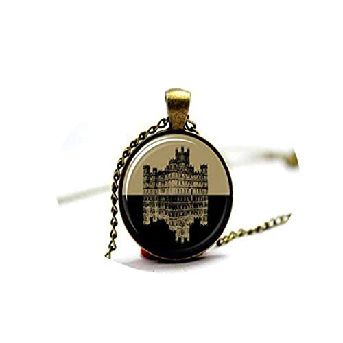 Downton Abbey Inspired Necklace - Handmade