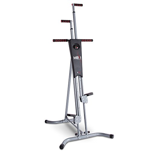 MaxiClimber(r) - Vertical Climber Home Cardio Machine