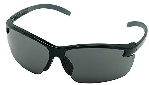 MSA 10033719 Pyrenees Eyewear with Anti-Fog Coating, Polycarbonate Lens, Gray by MSA