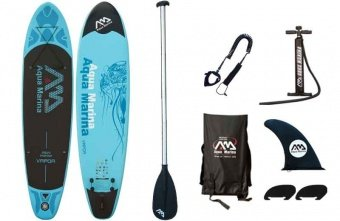 Best Budget-Friendly Pick - Aqua Marina Paddle Board