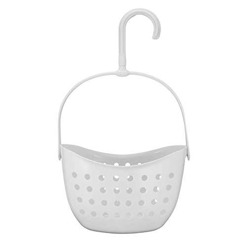 red 3 tier hanging basket - 6