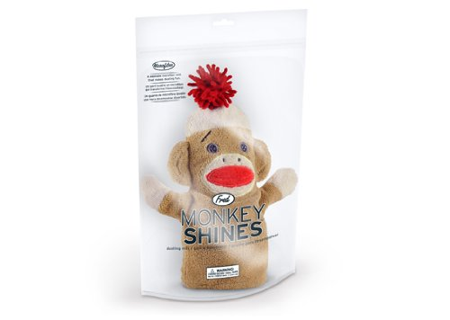 Fred MONKEY SHINES Microfiber Dusting Mitt by Fred & Friends