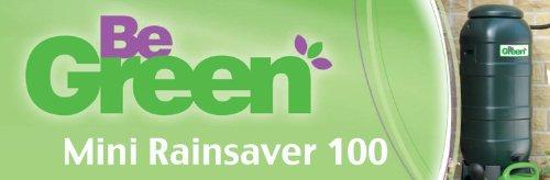 英国製雨水タンクBEGREEN 100SET 設置簡単!!届いた日から B002FA0EWW 18360