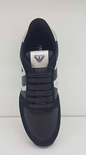 Armani Jeans7a419-00020 - Chaussures Plates Pour Hommes