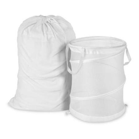 honey-can-do-international-ldyx03017-white-mesh-laundry-bag-hamper-kit