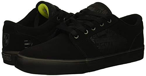 Chaussures En Mtal Etnies De Lime Ls Barge Techniques Noir Skateboard Mulisha A7wUEqx