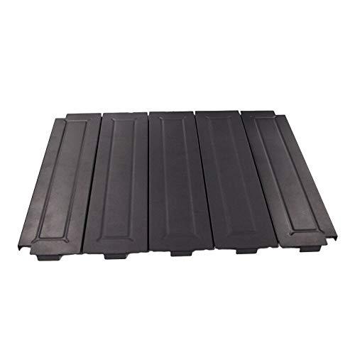 Personal Folding Beach Table - Folding Beach Table Ultraght Portable Folding Table Hooking Camping Outdoor Picnic Aluminium Alloy Picnic Table Board Table Boards - Mini Beach Table