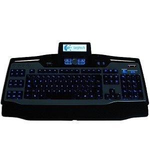 Logitech Backlit English Italian Keyboard