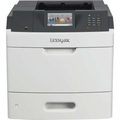 Lexmark 40GT168 MS810DE Mono Laser Printer 55 PPM (CAC Enabled - Ppm Printer Laser 55