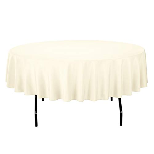 (Craft and Party Polyester Tablecloth 90