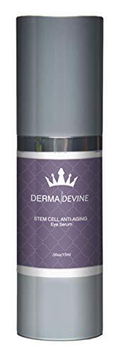 Derma Devine Advanced Anti-Aging Eye Serum- Restore Brightness and Lift- Diminish Wrinkles – Reduce Crow s Feet and Dark Cirlces