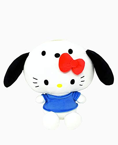 Sanrio JP Beautiful Hello Kitty in Pochacco Custume Plush Toy Limited Edition ()