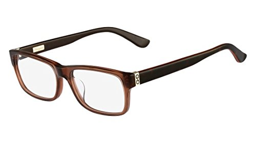 Salvatore Ferragamo Eyeglasses SF2677A 210 Crystal Brown 55 17 145
