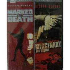 Marked for Death / Mercenary for Justice -Double Feature- 2 Disc