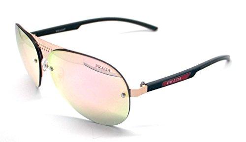 UV 400 Pkada Mujer Calidad Hombre Alta Rosa Sunglasses Gafas Sol de PK3041 xaq1OxHR