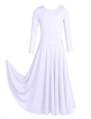 Child White Dress - 2