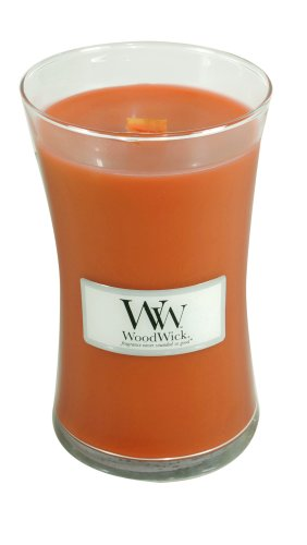 Woodwick Candle Pumpkin Butter Large - Large Pumpkin