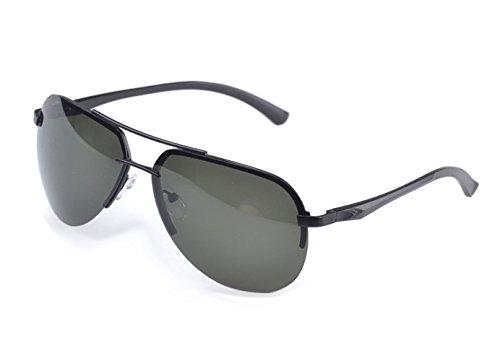 flash aluminum magnesium polarized sunglasses gold aviator sunglasses - Aviator Sunglasses Celine Pilot