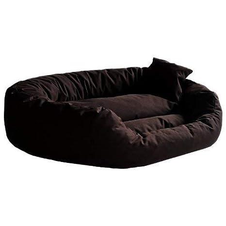 tierlando® A3 - 03 Ares extra resistente Perros sofá cama para perros, talla XXXL 170 cm negro: Amazon.es: Productos para mascotas