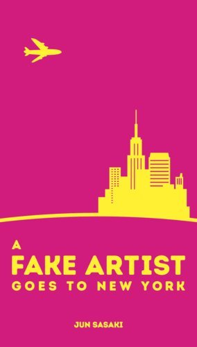 Oink Games A Fake Artist Goes to New York