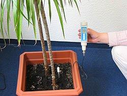 Geosism /& Nature PCE-PH20S draagbare pH-Meter voor vuil oplaadbaar en waterbestendig