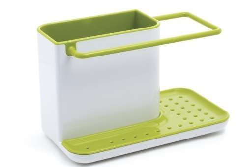 Joseph Hansonland Kitchen Brush and Sponge Holder, Sink Cadd