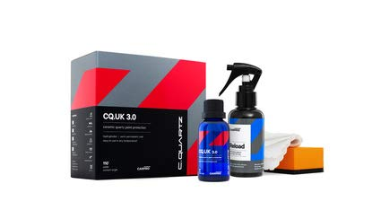 CarPro CQuartz UK 3.0_50ml Kit (50ml Kit ()