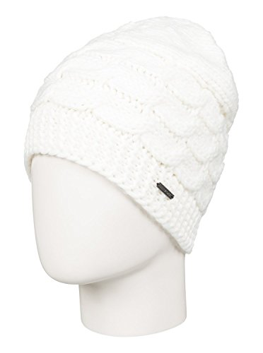 Roxy Juniors Winter Lov Beanie, Pristine, One Size