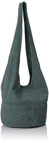 Think Bag, Borse a spalla Donna Verde (Forest 60)