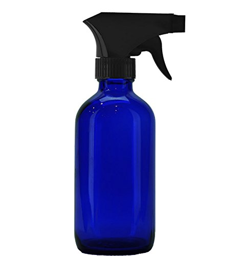 Cobalt Glass Boston Bottle Trigger product image