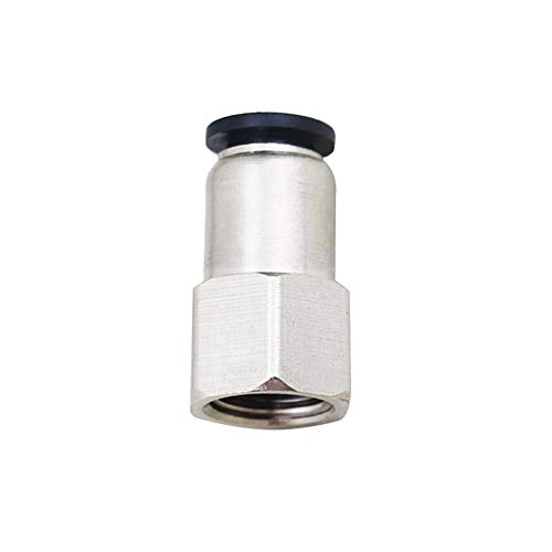 Beduan Pneumatic Push to Connect Fitting 16mm Tube OD x 1/2