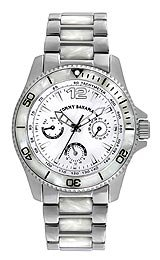 Tommy Bahama Swiss Women's TB4052 Riviera Round Multi-Function Bracelet Watch ()