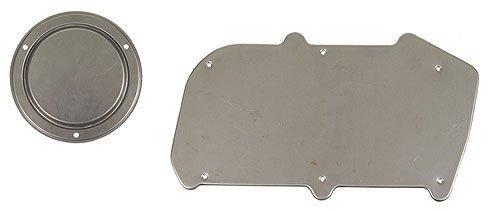 - Auto Metal Direct W-808 Firewall Heater Delete Set