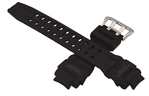 Casio 10435441 Genuine Factory Replacement Resin Band(replaces 10435462), Fits GA-1000 and others (G Watch Shock 1000)