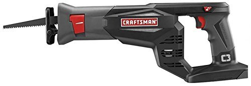 Craftsman 19.2 Volt Reciprocating Saw Variable Speed (Tool Only- Battery and Charger NOT INCLUDED) by Craftsman