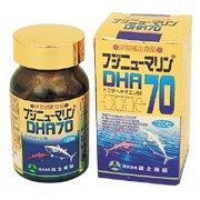 富士薬品 DHA含有量70% フジニューマリンDHA70 120粒入り B01889S6S2