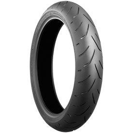 110/70R-17 (54H) Bridgestone Battlax Hypersport S20 Evo Front - Used Vogue Tires
